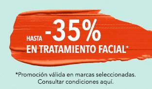 35% en tratamiento